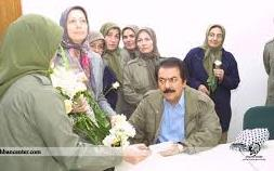 Froced devorced Women seduced to sleep with Masoud Rajavi and join his Harem.