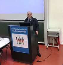 Colonge University Germany Conference on Freedom
