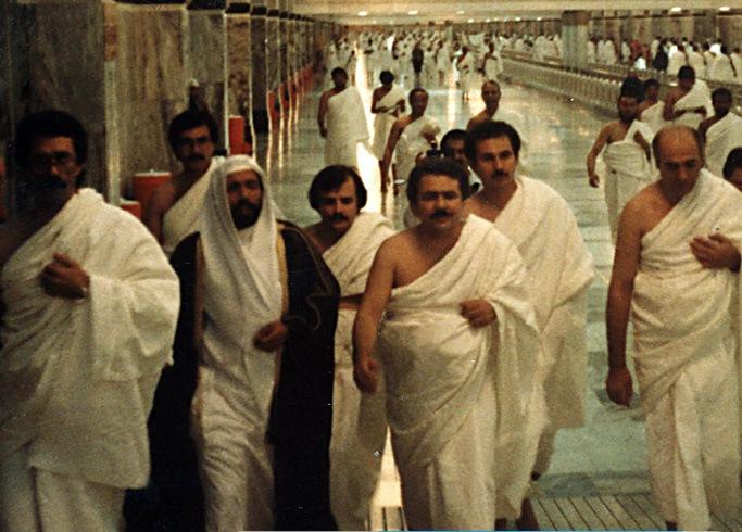 Masoud Rajavi leader and self imposed Calipha of MEK