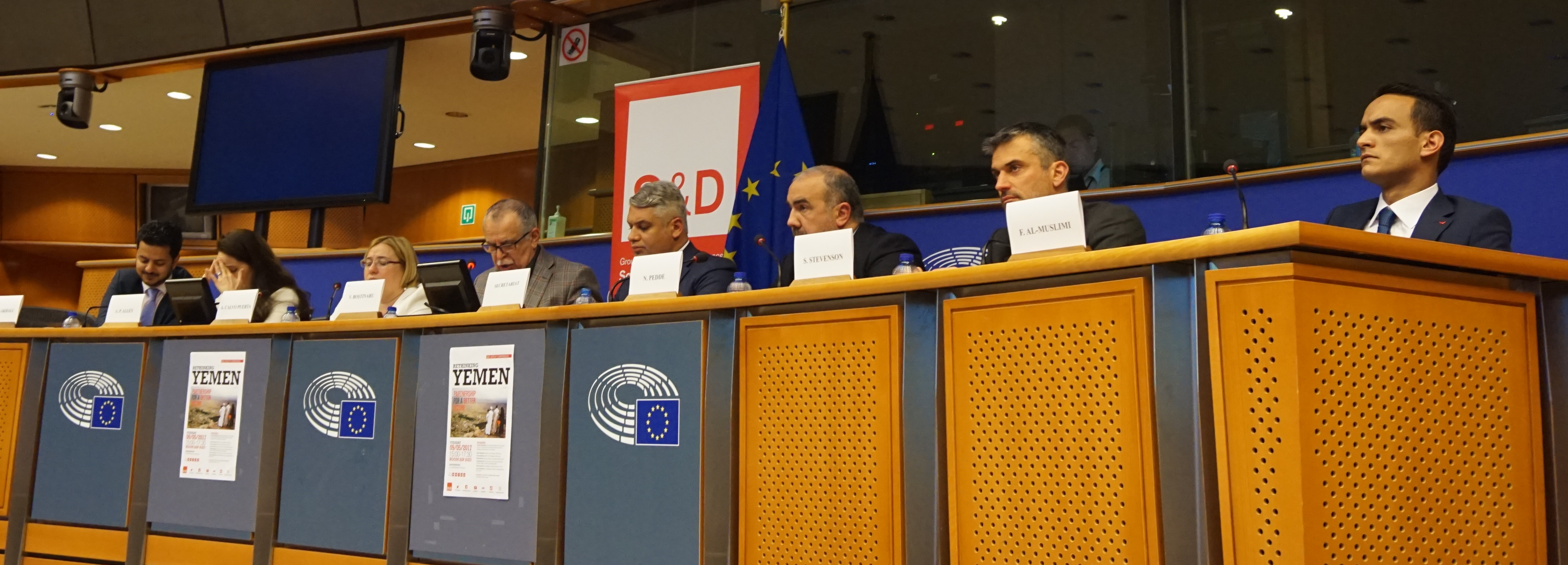 S&D Conference on Yemen