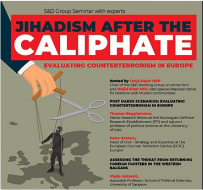 how to fight Jihadism Conference