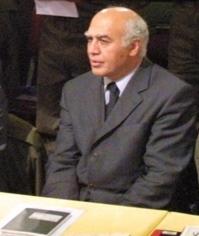 Abbas Davari Politburo member