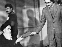 Khomeini and Banisadr
