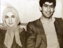 Mosa Khiabani and wife