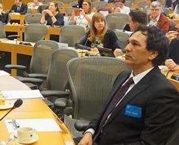 کنفرانس ضد تروریسیم پارلمان اروپا