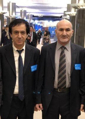 مهدی خوشحال، عبدالکریم ابراهیمی
