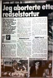 عکس سیامک نادری در روزنامه ها اروپا...