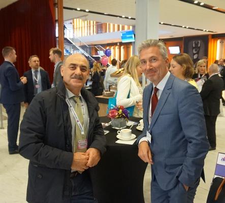 دیدار با آقای مورتن موکه گارد عضو پارلمان اروپا