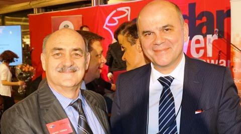 دیدار آقای داود ارشد با دکتر بیسر پتکوف رئیس دوره ای شورای اتحادیه اروپا