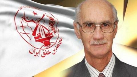 علی خالخالی یکی از شکنجه گران فرقه رجوی در اشرف و منصوری (کردستان)