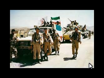 گردانهای ارتش فرقه رجوی قبل از فروغ