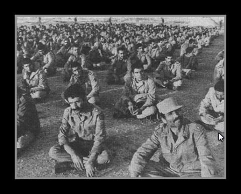 اسرای ایرانی جنگهای صدام بدست فرقه رجوی