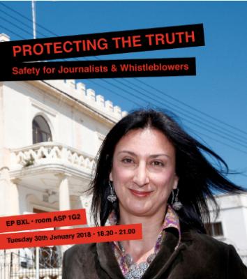 خانم دافنه کارونا گالیزیا خبرنگار افشاگر ترور شده توسط مافیا