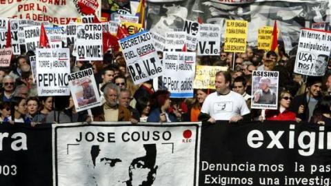 خبرنگاری که در بغداد بخاطر افشای جنایات آمریکا ترور شدJose Couso