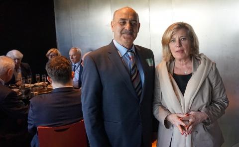 تشریح ماهیت مریم رجوی توسط آقای داود ارشد در پارلمان اروپا در استراسبورگ فرانسه