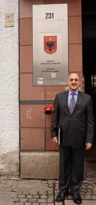 تشریح جزئیات حمایت مریم رجوی از جنایت تروریستی اهواز به مقامات سفارت آلبانی