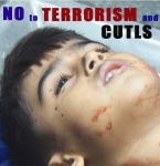 No to terrorism and Cults 1
