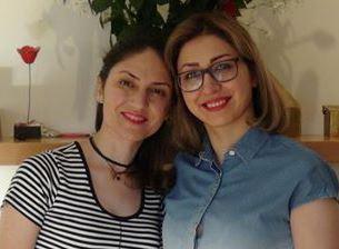 زینب و مونا حسین نژاد