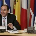 مریم رجوی و رهبر راستهای افراتی اسپانیا فوکس  که یک