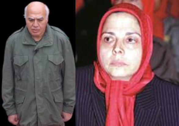 مسعودرجوی معصومه ملک را بعنوان یک واسط با عباس داوری گذاشته بود تا او نتواند در قبال سیاستهایش اما و اگر کند. هر اما و اگر او بعنوان ضدیت با زنان بپایش نوشته میشد و حکم ضد انقلاب مریم همان حکمی که علی زرکش را به اعدام محکوم کرد، دریافت مینمود. این سرنوشتی بود که رجوی برای همه افراد با سابقه سازمان که مسعود رجوی تشخیص داده بود احتمال دارد در مقابل به ایستند، برایشان رقم زده بود.