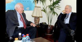 برنارد لوئیس و نتانیاهو