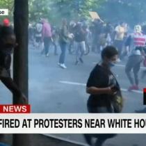 teargas whitehouse