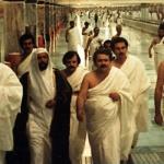 مسعود در مکه