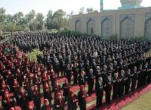 صف نماز